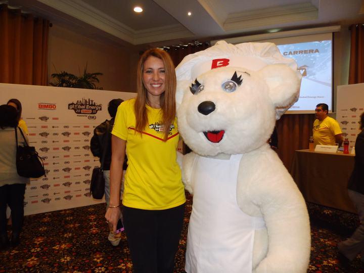 Primera carrera deportiva global de bimbo global energy for Oficinas bimbo bogota