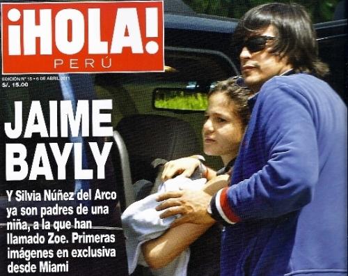 Silvia Nuñez Jaime Bayly : Barclays pensó en pedirle a maría gracia que hiciera una foto, pero se reprimió, se contuvo, no quería incomodar en modo alguno al genio del fút.