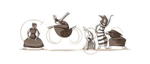 Google celebra con un doddle animado el 117 aniversario del ...