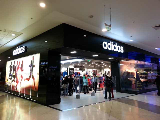 adidas outlet real plaza centro civico