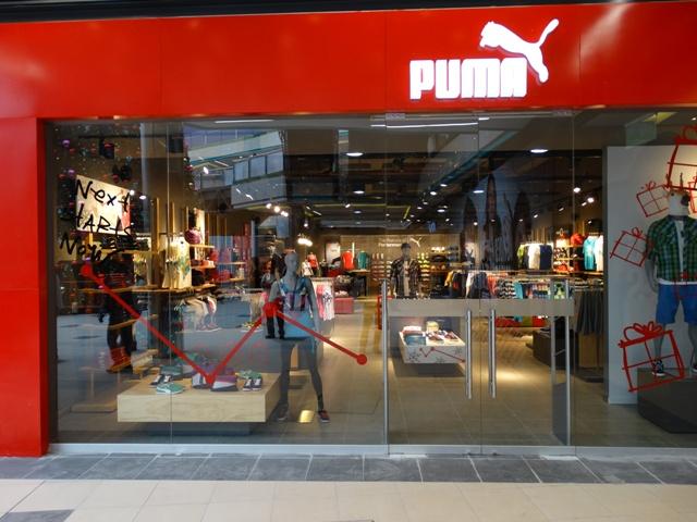 tiendas de zapatillas puma en lima peru