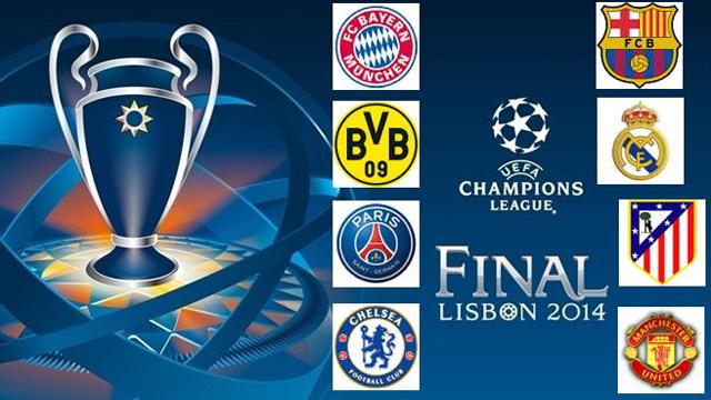 Sorteo cuartos de final Champions League 2013-2014 | Serperuano.com