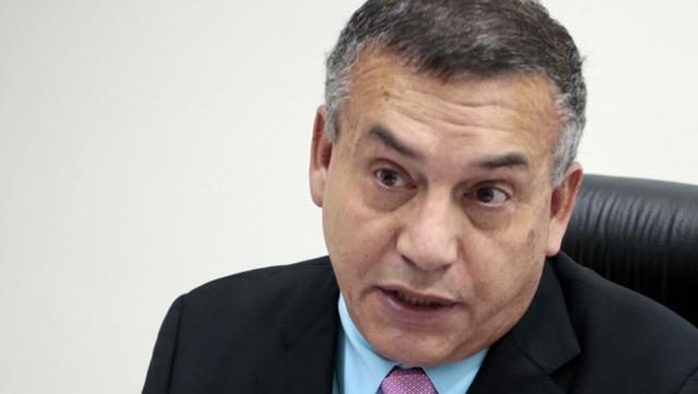 Urresti anuncia que habr cambios radicales para lograr for Agenda ministro del interior