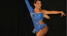 bailarina salsa