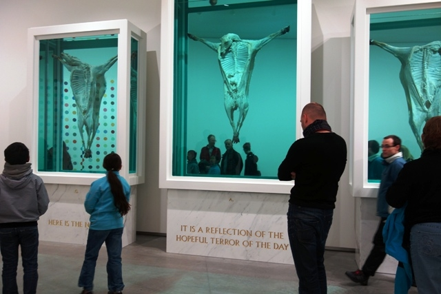 Damien Hirst, Only God Knows
