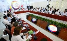 II Gabinete Binacional Peru-Colombia