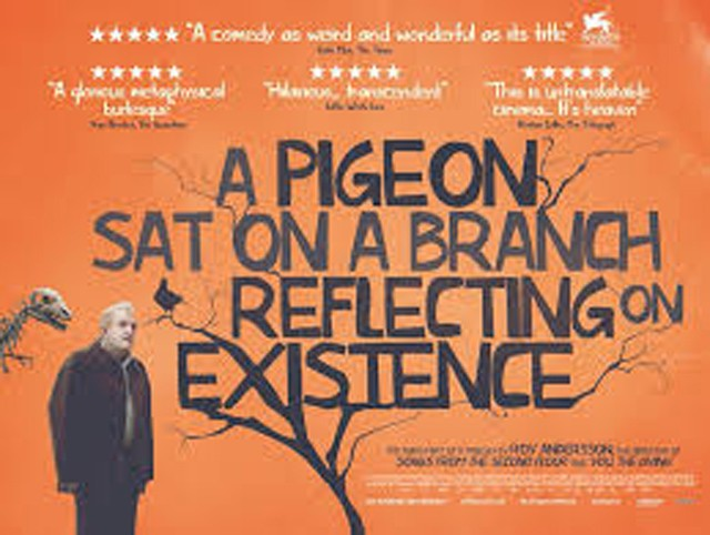 A Pigeon Sat on a Branch Reflecting on Existence, de Roy Andersson