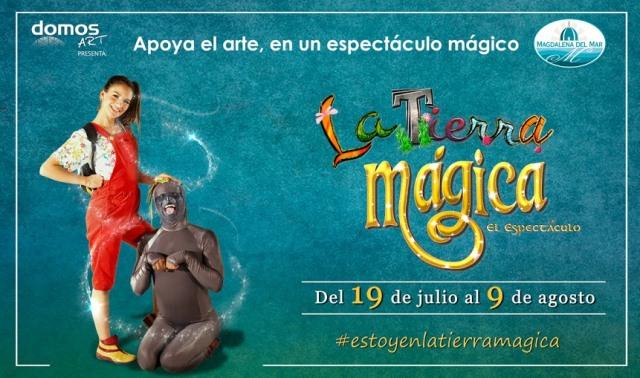 la tierra magica: