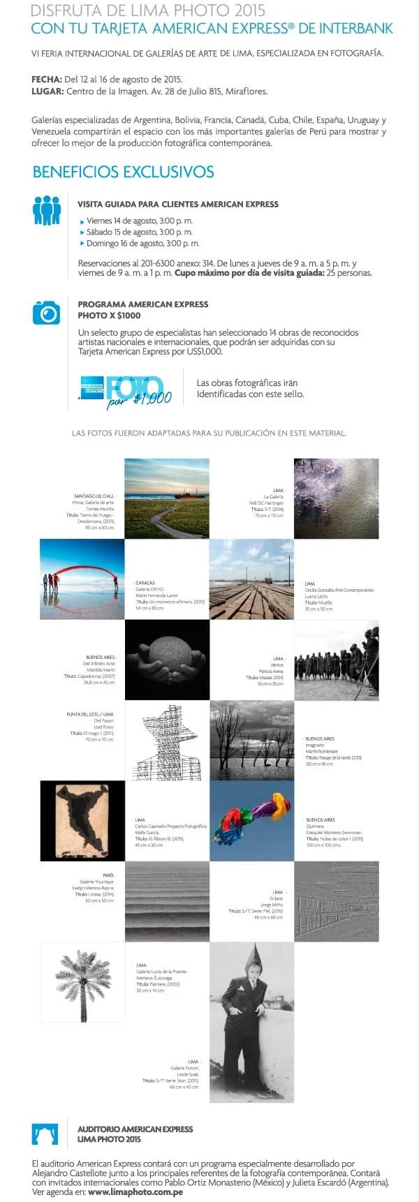 american express lima photo 2015