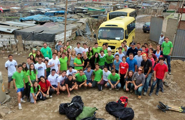 Foto Misiones Solidarias en Pamplona - copia