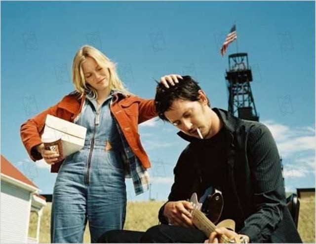 Don't come knocking 2005 real : Wim Wenders Gabriel Mann Sarah Polley COLLECTION CHRISTOPHEL