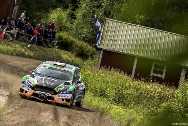 FIA WORLD RALLY CHAMPIONSHIP 2015
