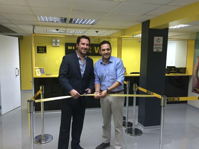 Western union inaugura moderna oficina en huancayo for Oficina western union sevilla