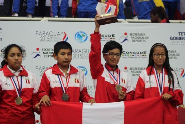 XXI Juegos Escolares Sudamericanos