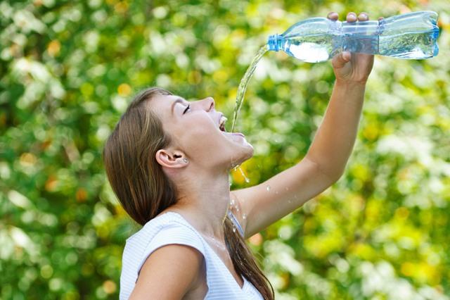 Resultado de imagen de comer saludable en verano