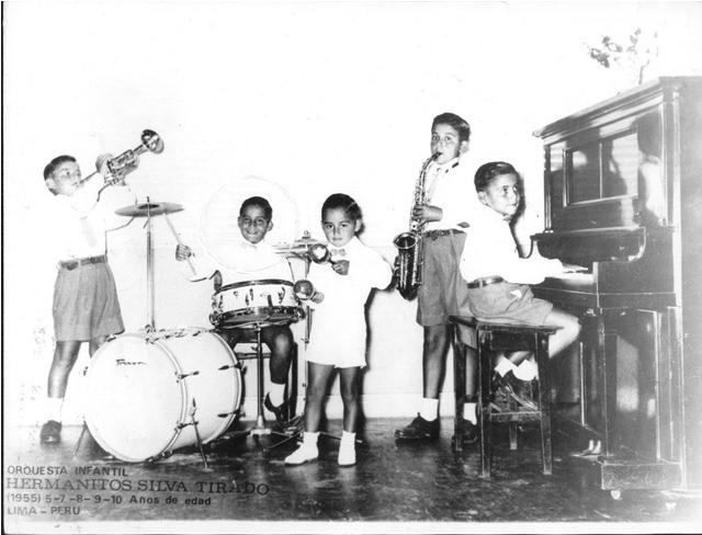 Hnos.Silva -niños