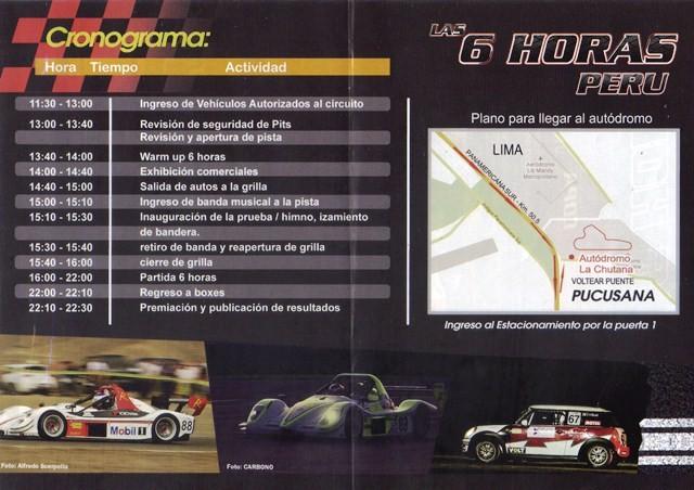 6 HORAS PERU 2