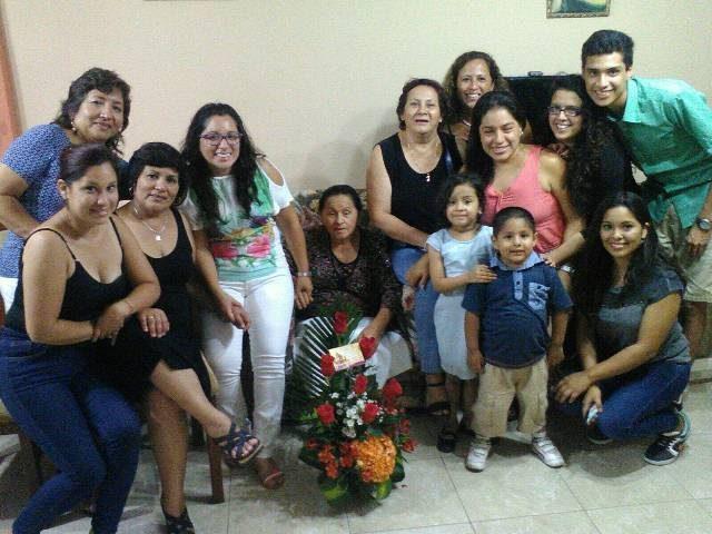 DARITZA Y FAMILIA