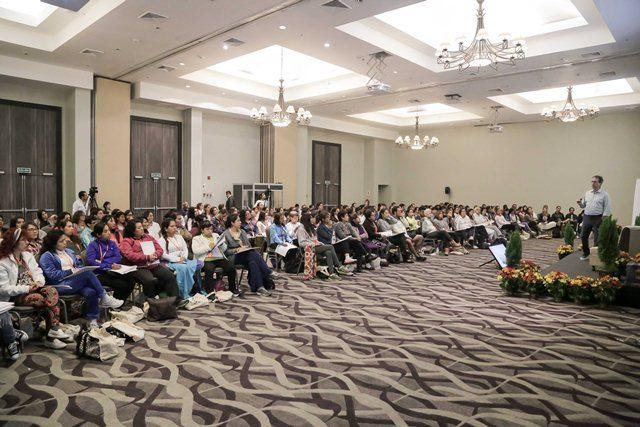 Conferencia internacional 'Lima Medita 2016'