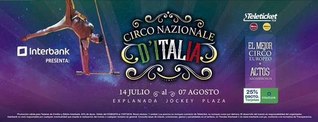 CIRCO DE ITALIA