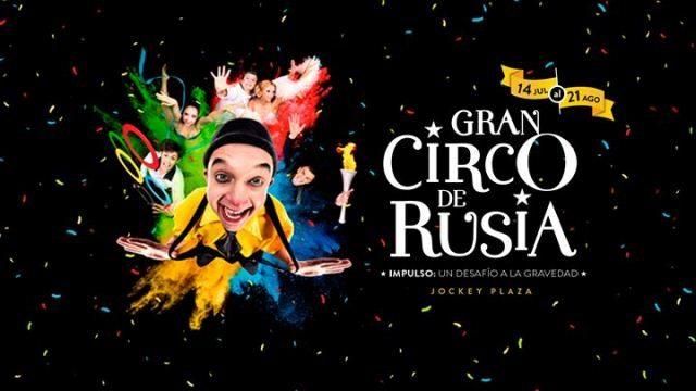 GRAN CIRCO DE RUSIA