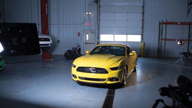 Mustang-