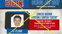 Carlos Ademir Martínez Santos