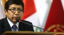 Ministerio de Vivienda, Construcción y Saneamiento (MVCS), Edmer Trujillo,