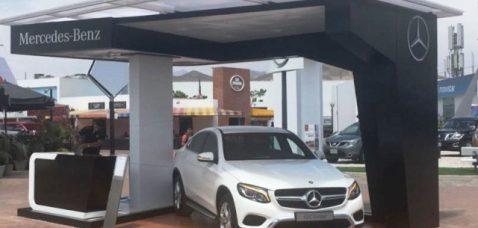 Mercedes-benz en Asia 2