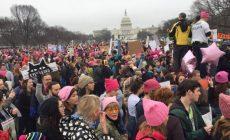 Trump enfrenta masiva protesta