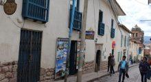 casona de arquitectura incaica y colonial en la ciudad de Cusco